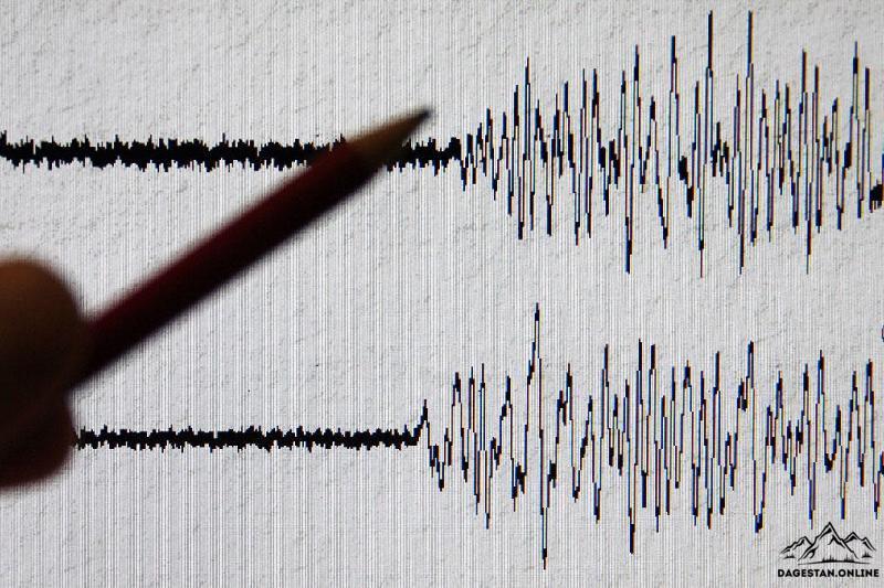 В Дагестане произошло землетрясение фото