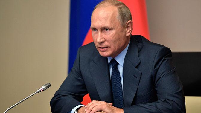 Путин официально дал старт строительству глубоководного порта в Каспийске фото