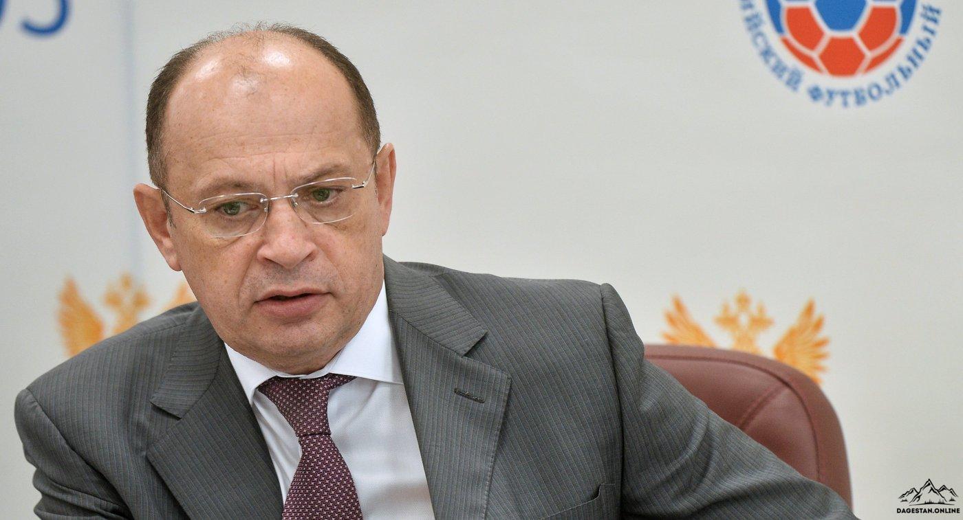 Президент Российской премьер-лиги просит о помощи для ФК «Анжи» фото
