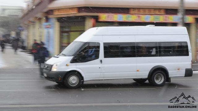 Резонанс в сфере пассажирских перевозок в Дагестане фото